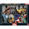 Puzzle 1000 collage de nueva york