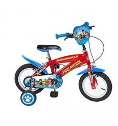 Bicicleta 12 pulgadas paw patrol