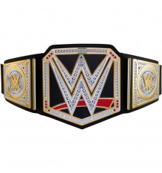 Cinturon campeon wwe world heavyweight champion