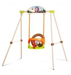 Baby swing masha y el oso