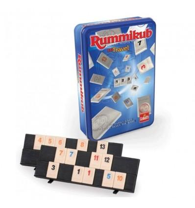 Rummikub viaje caja metalica