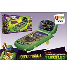 Super pinball Tortugas Ninja