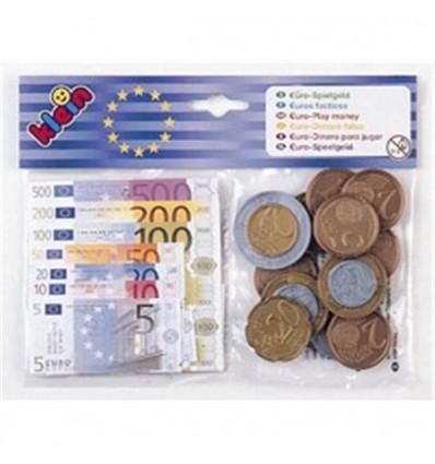 Euros y monedas