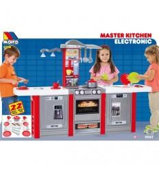 Cocina master chef 3 modulos + luz
