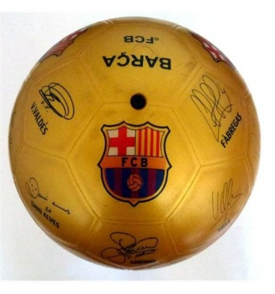 Balon futbol pvc fc.barcelona