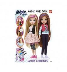 Moxie girlz magic hair doll