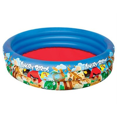 Angry birds- piscina hinchable 152x30