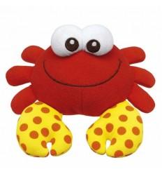 Juego de baño cangrejo chicco