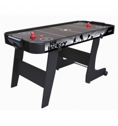 Airhockey black city