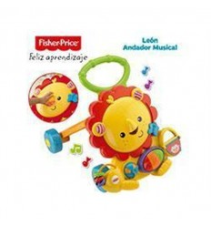 Leon andador musical fisher price