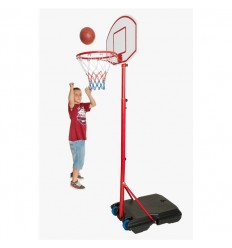 Canasta baloncesto altura hasta 236