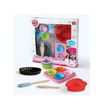 Accesorios de cocina de silicona.incluye 10 piezas