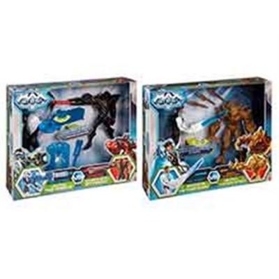 Max steel- battle pack surtido