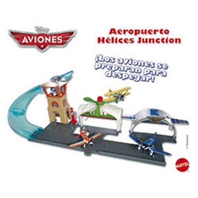 Aeropuerto helices junction aviones planes