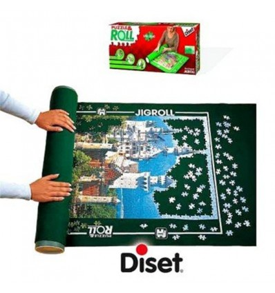 Puzzle roll diset