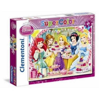 Puzzle 60 princesas