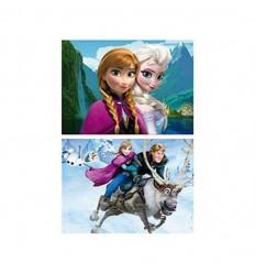 Puzzle 2 x 48 frozen