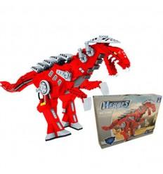 Ausini - dinosaurio 492 piezas