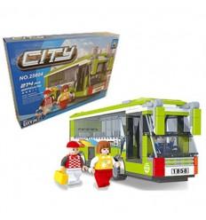 Ausini - serie city autobus 274 piezas