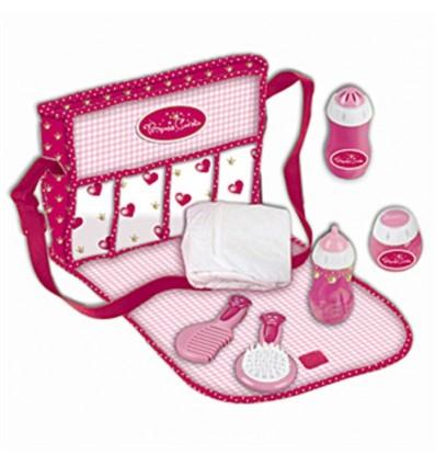 Bolsa de pañales princesa coreli