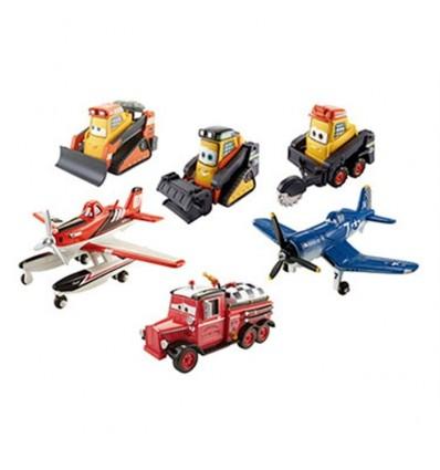 Aviones basicos equipo rescate/surtido/precio unid