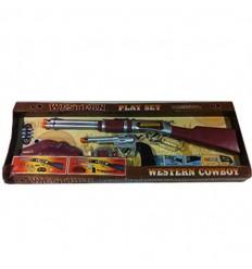 Set armas western