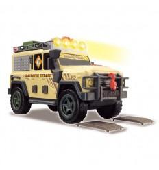 Land rover 34 cm con luz y sonidos