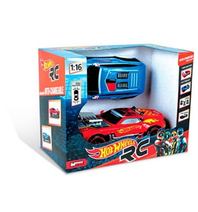 Hot wheels car radio control 2 carrocerias