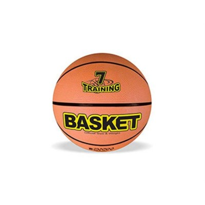 Balon basket hinchado training 7