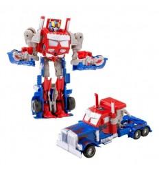 Robot transformable en camion