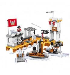 Ataque pirata 344 piezas