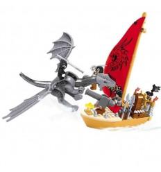 Pirata 132 piezas