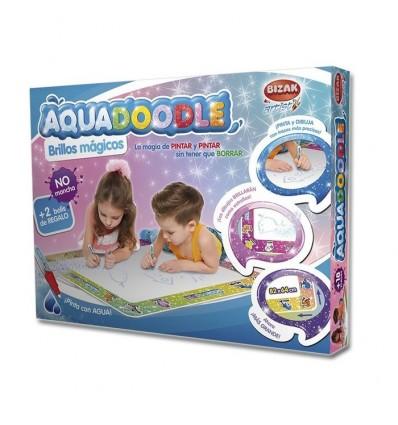 Aquadoodle brillos magicos familiar