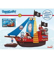 Galeon pirata doraemon