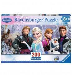 Puzzle 200 frozen