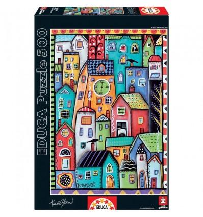 Puzzle 500 karla gerard