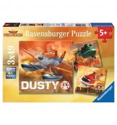 Puzzle 3 x 48 planes 2