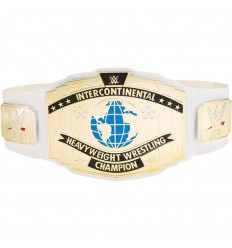 Cinturon campeon wwe intercontinental championship