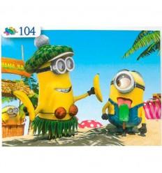 Puzzle 104 despicable me de minions