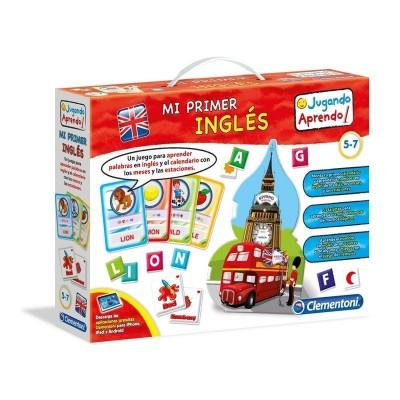 Aprende Mi primer inglès