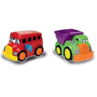Vehículos happy city 27cm 4surt (precio unidad)