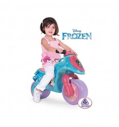 Correpasillos moto neox frozen