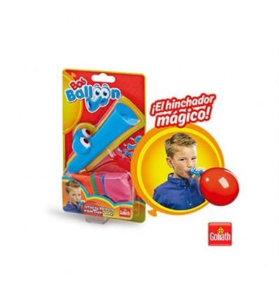 Bob balon hinchador magico