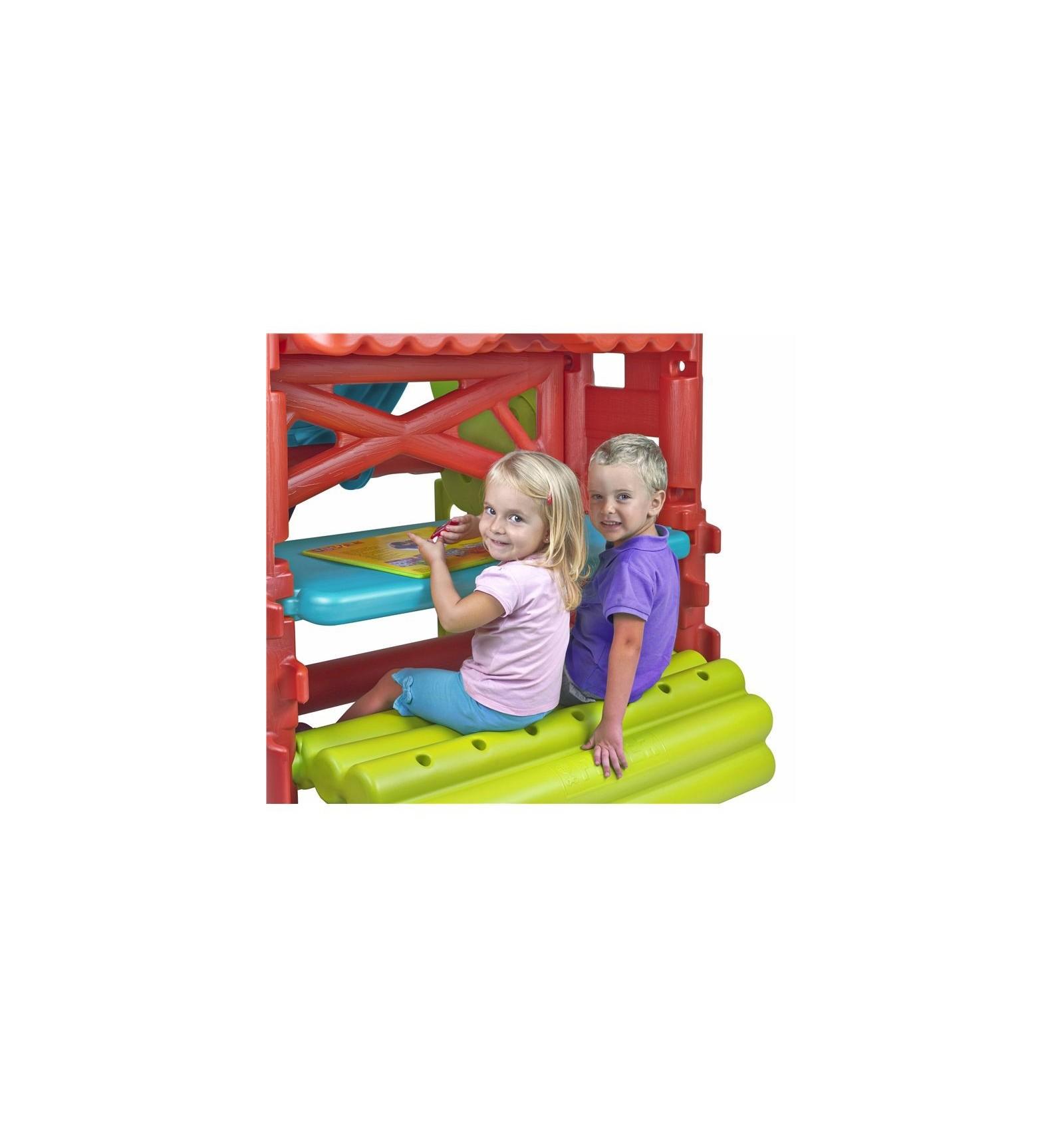 Casita del bosque 1287 juguetes de aire libre todas las - Casitas del bosque ...