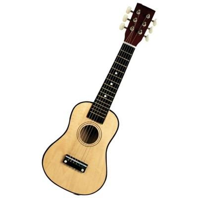 Guitarra madera 55 cm.