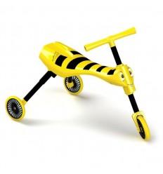 Smartrike scuttle bug amarillo y negro 8541