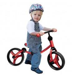Smart trike 1051500 - bicicleta, color rojo