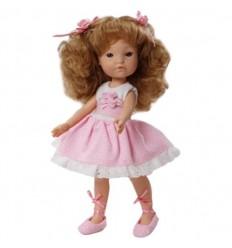 Fashion girl vestido rosa
