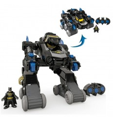 Bat-robot transformable de batman