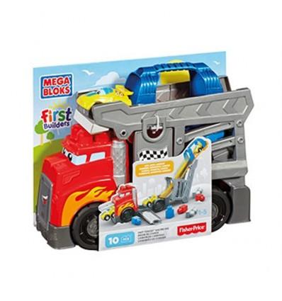 Mega blocks camion golpetones